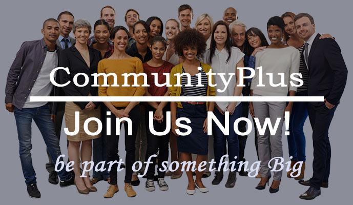 CommunityPlus Join Us banner