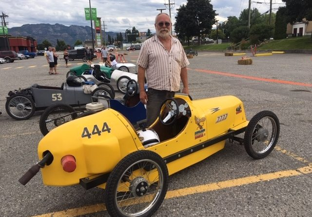 Cycle Car Racing-1