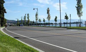 Gellatly road-waterfront area, West Kelowna BC